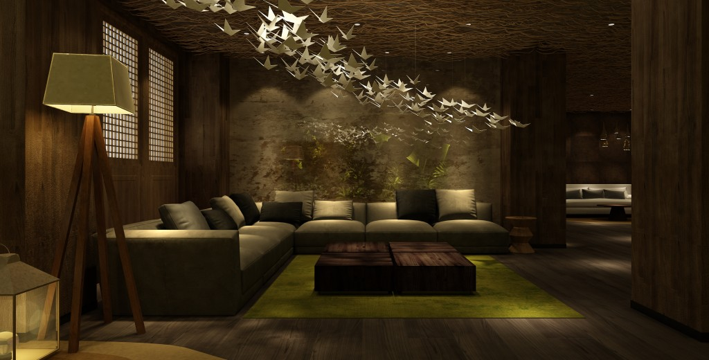 Wallpaper Design For Spa : Jspa johan sarvan partners architects